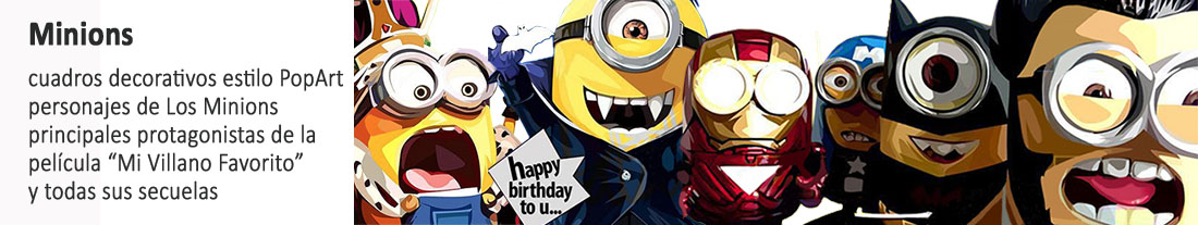 comic & cartoon : Minions - Mi Villano Favorito