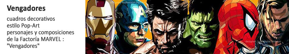 Marvel : Vengadores