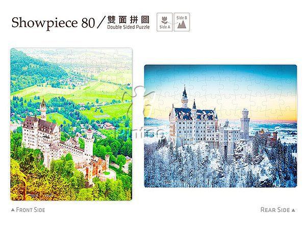 Puzzle Pintoo : Neuschwanstein Castle-80 piezas