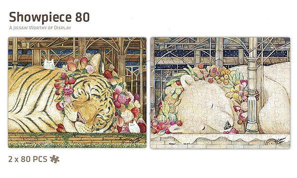 Puzzle Pintoo : Sweet Dreams-160 piezas