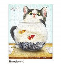 Puzzle Pintoo : Kayomi - Curious Kittens-160 piezas